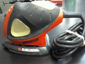BLACK&DECKER Vibration Sander MOUSE MS550G